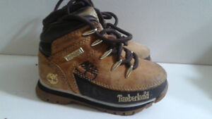 Timberland Boots--Toddlers Size 8 $10. Firm