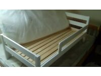 "FIRST TODDLER BED""FOR SALE"""
