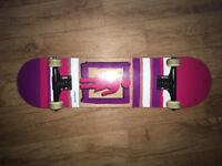 Pro complete skateboard