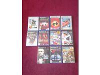 PS2 slim + 11 games