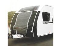 Towpro caravan front cover