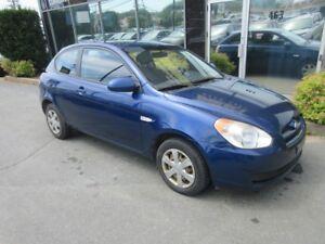 2007 Hyundai Accent 5-SPEED HATCH