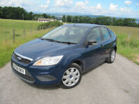 Ford Focus 1.6 TDCi 2009 FSH ( 11 services ) Years MOT VGC ~ £30 a year Tax ~ only £2,995 ono