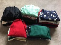 Bundle women's size 14 tops and dresses