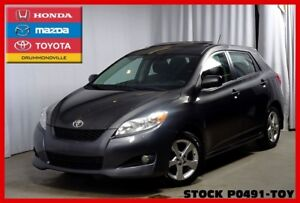 2013 Toyota Matrix TOIT OUVRANT / MAGS