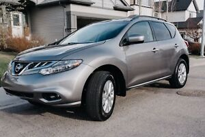2011 NISSAN MURANO SL. MINT CONDITION. LEATHER. NAV. LOW KMS