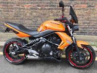 Kawasaki er6n distinctive one!!