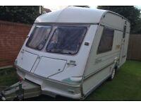 Abbey caravan 1992 2 berth