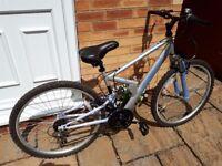 Apollo FS26 Ladies Mountain Bike