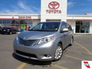 2011 Toyota Sienna Limited AWD 7-Passenger V6 ONE OWNER CLEAN CA