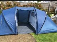 Eurohike 4man tent