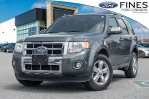 2012 Ford Escape Limited - LEATHER, ROOF, NAVIGATION