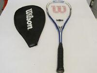 Wilson light weight HyperTitanium Squash racket £10