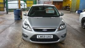 FORD FOCUS TITANIUM TDCI 1.6 59 REG 12 MONTHS MOT FULLY LOADED SO MANY EXTRAS