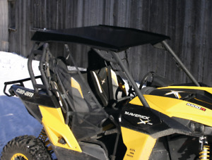 Can-Am Metal Roof