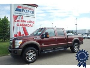2016 Ford Super Duty F-250 SRW King Ranch Crew Cab 4x4 Truck