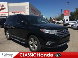 2013 Toyota Highlander LIMITED | NAV | DVD | LEATHER | SUNROOF |