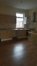 A TWO BED FLAT IN MOSTON ( AVAILABLE NOW )