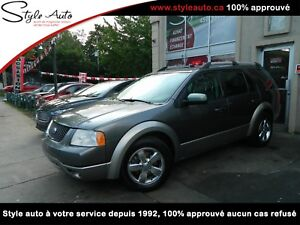 2006 Ford FREESTYLE 6 PASS SEL AWD AC CRUISE