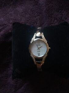 Brand new women's Seiko watch