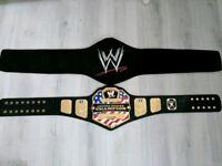 WWE United States Adult Replica Belt - Metal