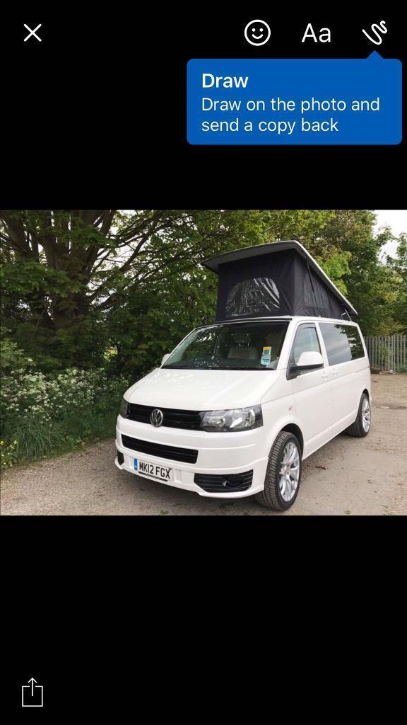 VW TDI Camper Van Brand New Conversion