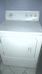 Gas Dryer Kemore heavy duty large capacity series