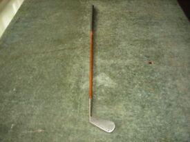 Antique Hickory sticks some restoration needed