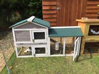 Rabbit hutch/cage