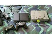 Ps1 & Ps2 All wires 2controllers