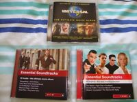 Universal – The Ultimate Movie Album, Essential Soundtracks Volumes 1 & 2