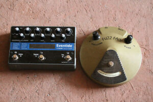 Eric Johnson fuzz and Eventide delay