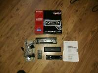 Sony Car Stereo (MP3, CD, remote control)