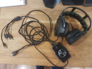 Razer Tiamet 7.1 Surround Sound Gming Headset with Mic