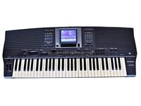 Technics KN1600 Keyboard *LIKE NEW* With Seat and Stand
