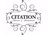 Junior Sous chef Required