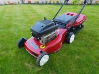 Mountfield HP 470 Push Reel Petrol Lawnmower 45 cm - Briggs and Stratton Engine