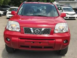 2006 Nissan X-Trail XE,PL,PW,SUNROOF,CD,AWD,ALLOYS,CERTIFIED
