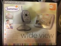 Summer baby monitor