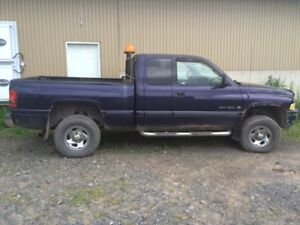 2001 Dodge Power Ram 1500 Camionnette