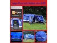 Hi Gear 10 man tent