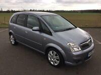 2006 Vauxhall Meriva 1.7 cdti 8 months mot £1195