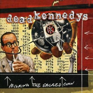 Audio CD: DEAD KENNEDYS - MILKING THE SACRED COW