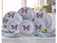 Butterfly Range Full Set