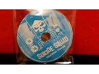 Suicide Squad Blu ray Disc Only New
