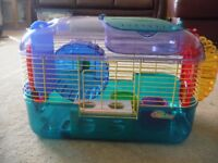 Hamster /Small Animal Cage Super pet CritterTrail