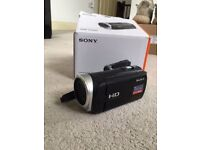 Sony HDR-CX450 Full HD 30x Zoom Camcorder WIFI