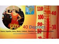 SALSA 40 Degrees !!! by Clan Macondo