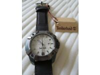 Timberland Chocorua Men's Quartz Watch with Beige Dial Analogue Display - NEW