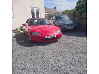 Mazda mx5 1.8 FOR SALE//SWAP
